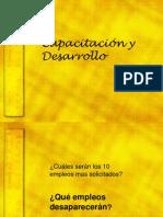 Capacitación y Desarrollo1