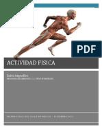 Activiad Fisica Como Perspectiva de Salud Publica