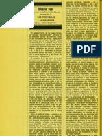 Salvador Novo, Los Prostibulos y La Decadencia en Caballero Julio 1966