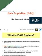 Data Acquisition (DAQ)1