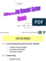 2- Constructing and Connecting Dynamic System