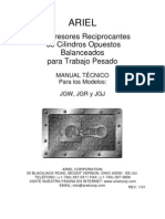 ariel gas compresor_español