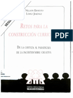 Libro Retos Para La Construccion Curricular