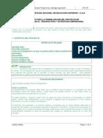 Formato Proyecto Ciclo Profesional 2013a