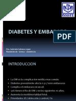 Diabetes y Embarazo Gaby Ok