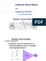 IA_Unidad III. Redes Neuronales