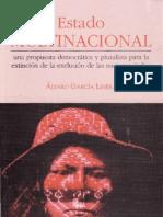 Estado Multinacional. Alvaro García Linera