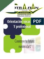 Oreintacion Vocacional y Profesional