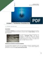 Física 1, Unidad 1_Fenómenos Ondulatorios Mecánicos