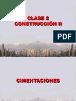 Clase 2 de Construccion