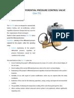 Technical Leaflet CIM 771