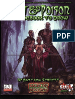 D20 - Races of Reknown - Plot & Poison - A Guidebook to Drow