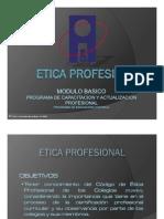 Codigo de Etica - Fcarm