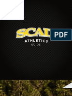 SCAD Athletics Guide