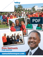 Samuels- Education Policy