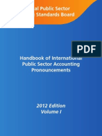 IPSASB HandBook Volume 1 Full