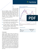 Daily Technical Report, 08.08.2013