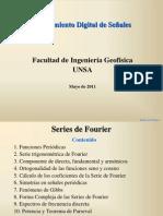 Series de Fourier 2011 1