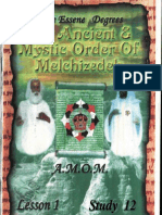 The Essene Degrees AMOM Lesson-1 Study-12