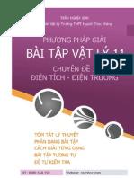 Bai Tap Vat Ly 11 - Chuyen de 1 Dien Tich - Dien Truong