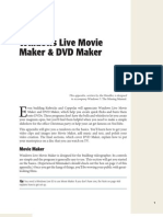 Windows Live Movie Maker DVD Maker