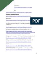 My Google Docs & Dropbox Book List