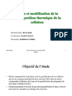 PhD thesis progress report