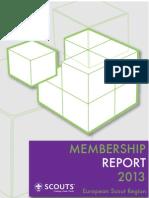 Membership Report 2013