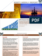 Daily Commodity Report 12 Aug