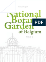 Annual Report 2011 - National Botanic Garden of Belgium