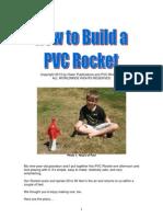 PVC Rocket