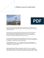 Mangalia Batranul Oras de La Malul Marii
