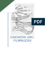 Eindwerk Filmmuziek