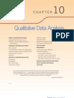 Qualitative Data Analysis _ Chapter 10