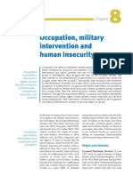 Occupation Military Intervention