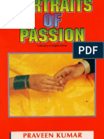 PORTRAITS OF PASSION – English Poems composed by Praveen Kumar