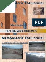 DRM - Mamposteria