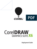 Coreldraw Graphics Suite x6 Deployment Guide