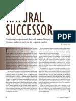 Natural Successor - Tobacco Reporter