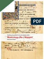 Dahlig-Turek, E., Klotz, S., Parncutt, R., & Wiering, F. (Eds.) (2012 a). Musicology (Re-) Mapped. Strasbourg- European Science Foundation.