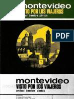 1-Montevideo Visto Por Los Viajeros