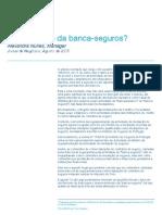 Qual o Futuro Da Banca-seguros