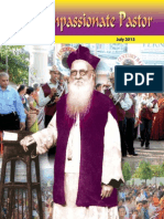The compassionate Pastor - July 2013