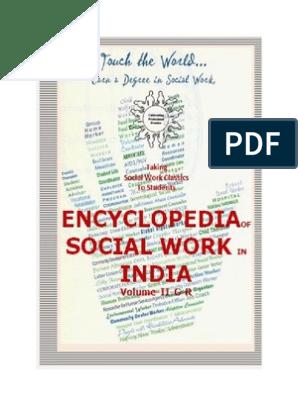 Encyclopedia of Canadian Social Work