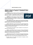 Executive Order No. 2013-009 Juvenile Program
