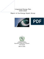 Integrated Energy Plan2009-22