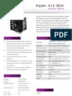 Hyper 412 Slim Product Sheet-1209