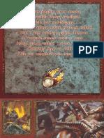 Warhammer FRP - Ekran Mistrza Gry