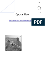 Optical Flow, Motion Field, Horn Schunck, Lucas Kanade, Aperture Problem, Optical Flow Failure, Pyramids, Interpolation, 3d Rigid Motion, Displacement, Instantaneous Velocity, Affine Transformation