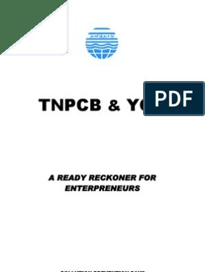 TNPCB and Public | Air Pollution | Chromium